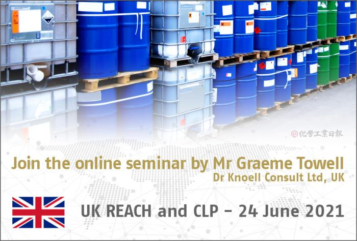 UK REACH and CLP