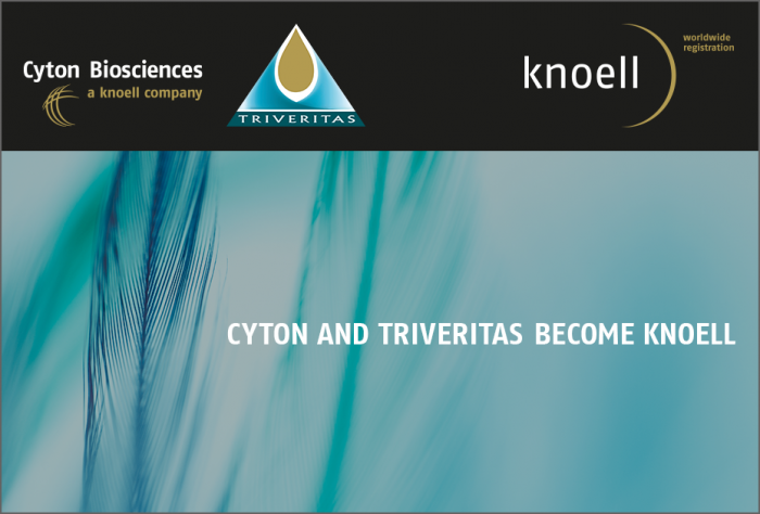 Cyton and Triveritas become knoell