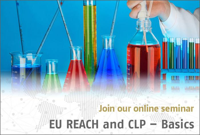 EU REACH and CLP - Basics in May 2021