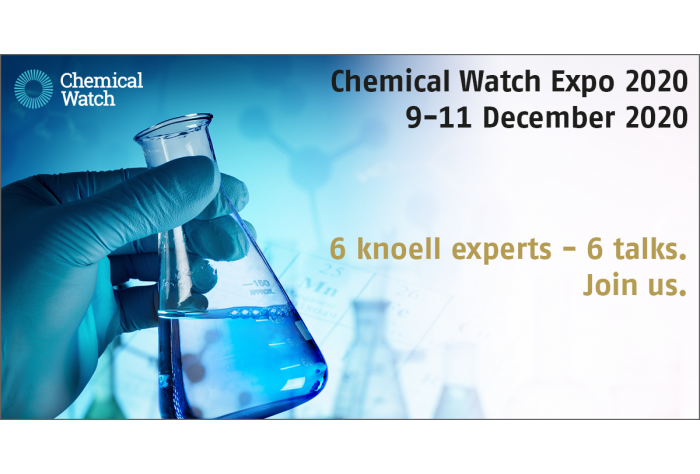 Chemical Watch Expo 2020