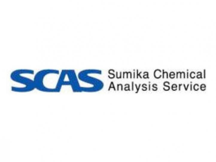 SCAS Sumika Chemical Analysis Service Japan